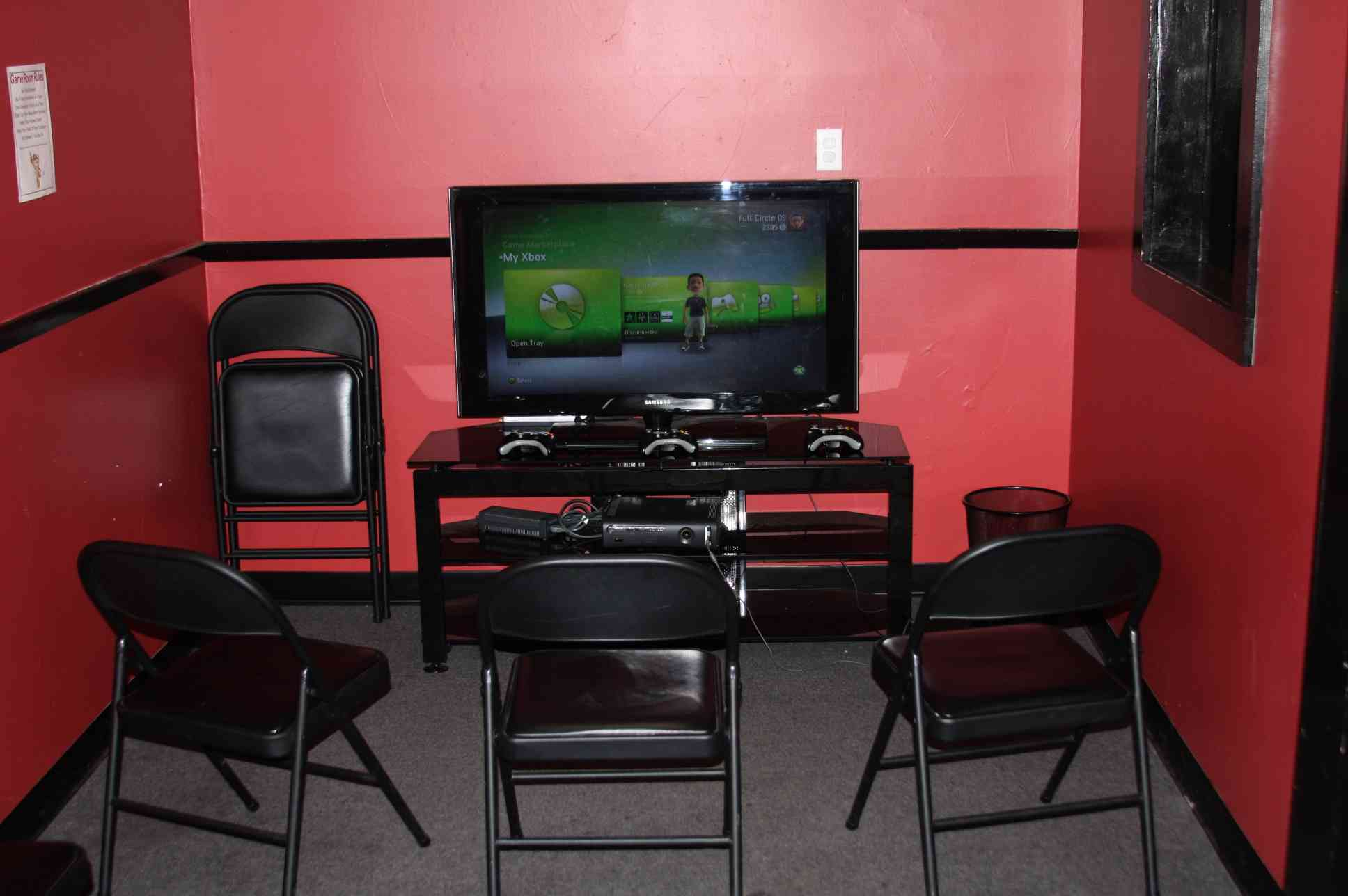 Game Room Places Gr